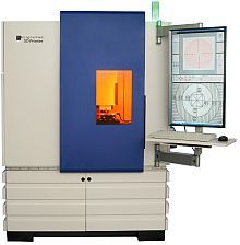 LightFab 3D Printer for glass precision parts with dynamic 3D micro scanner, 3 high precision axes, fs-laser, vision system, laser safety and CAD/CAM/nc software in one nice box
